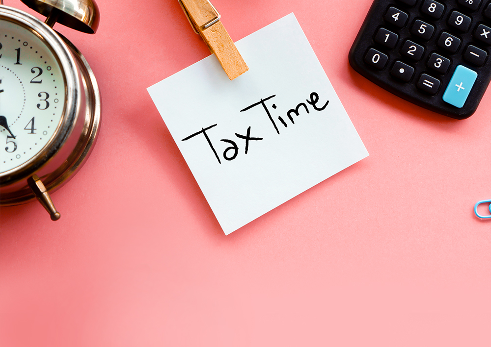 How to make the most of your tax return - image